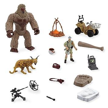 Planet Foot Set Toys R By Big UsAmazon Play Animal Y esJuguetes f6yYbg7