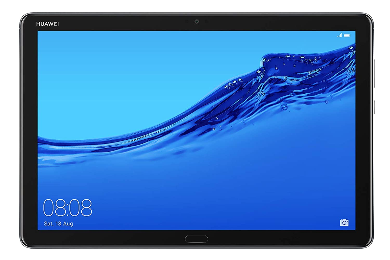 'Huawei Media Pad T5 –  Tablet de 10.1 Full HD, Android 8.0, EMUI 8.0) colore: nero Nero  RAM de 2 GB 53010DJD
