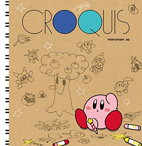 Kirby sketch book (SQ) B height 7in.
