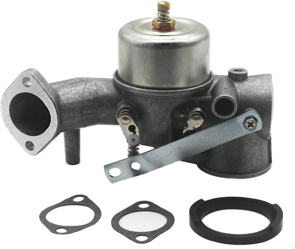 KIPA Carburetor for Briggs & Stratton 491031 490499 491026 12Hp, Carb Fits Toro 30102 30103 30111 55600 56150 56175 Mower