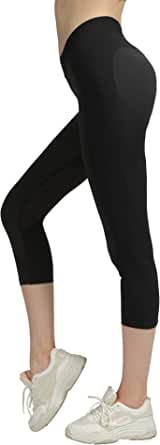 Workout Leggings Yoga Pants, Gym Athletic Tights for Women Mid Waist Seamless Running Sports Flex SEKERMAET Black Grey Teal