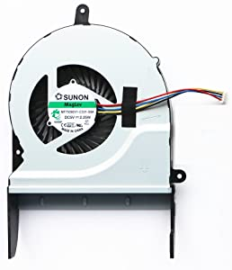 Laptop Replacement Cooler Fan for ASUS N551Z N551ZU CPU Cooling Fan SUNON MF75090V1-C331-S9A