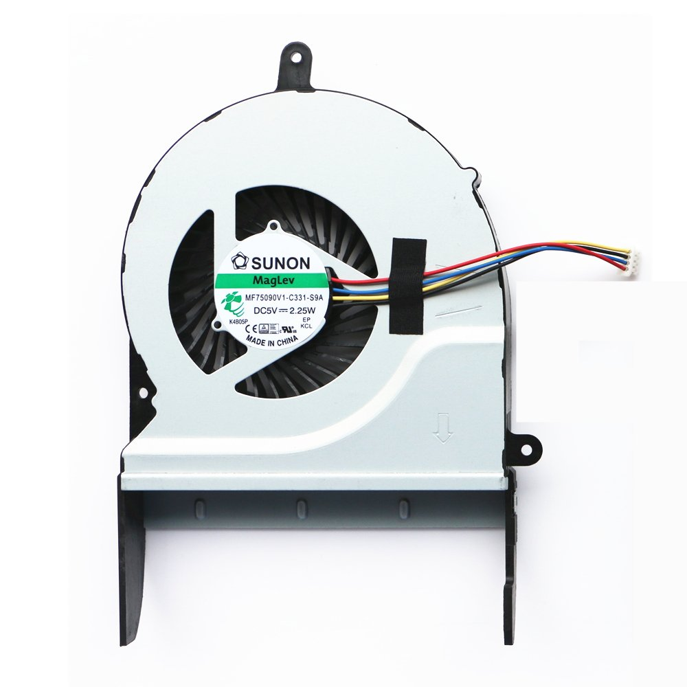 Cooler Para Asus N551z N551zu Sunon Mf75090v1-c331-s9a