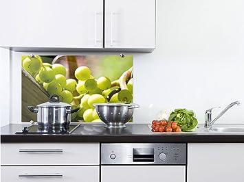 GRAZDesign 200094_80x40_SP Küchen-Spritzschutz aus Echtglas | Bild ...