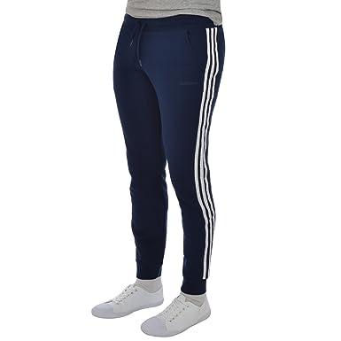 adidas Neo Men s 3 Stripe Slim Fit Track Pants - Navy - XX-Small ... a7f3533a6eca