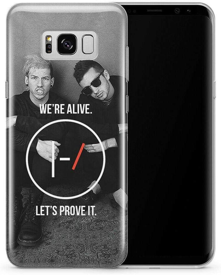 RunWen Funda Samsung Galaxy S9 Plus Case,Pattern M146 Vintage Retro Baroque Transparent Clear Soft Phone Case For Samsung Galaxy S9 Plus