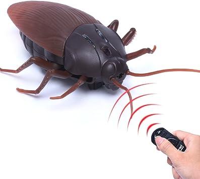 Ularma Infrarrojos Control Remoto Cucaracha Tramposo Juguete ...