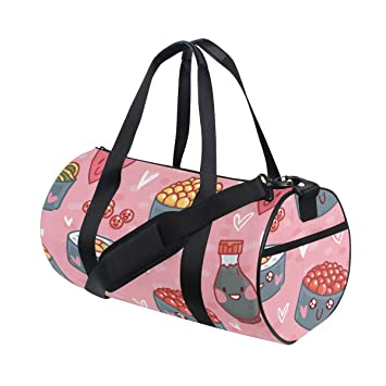 Reopx Tote Bag Large Kqwaii Colorful Small Fat Sushi Yoga ...