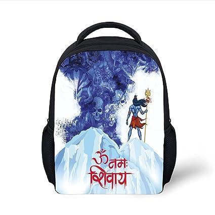 1ec845d6449b Amazon.com  iPrint Kids School Backpack Ethnic