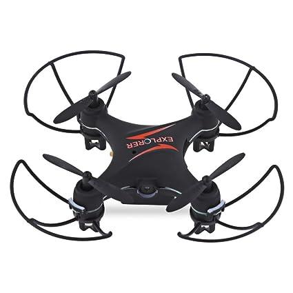 eyeCam ec9169 Mini Nano Drone con mando a distancia FPV RC ...