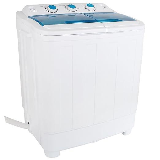 Cypressshop - Lavadora portátil para ropa sucia, tamaño pequeño ...
