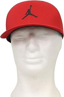 Nike Jordan CLC99 Snapback, Cappello Uomo, Gym Red/Black, MISC