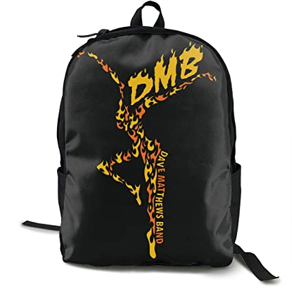 9049c726704a Amazon.com: Dave Matthews Band Canvas Backpack School Bag Casual ...