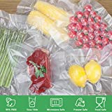 WISH Vacuum Sealer Bags Rolls Compatible with