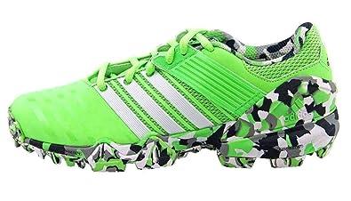 size 40 5b375 a48e0 adidas Adipower II Field Hockey Shoes Solar Green