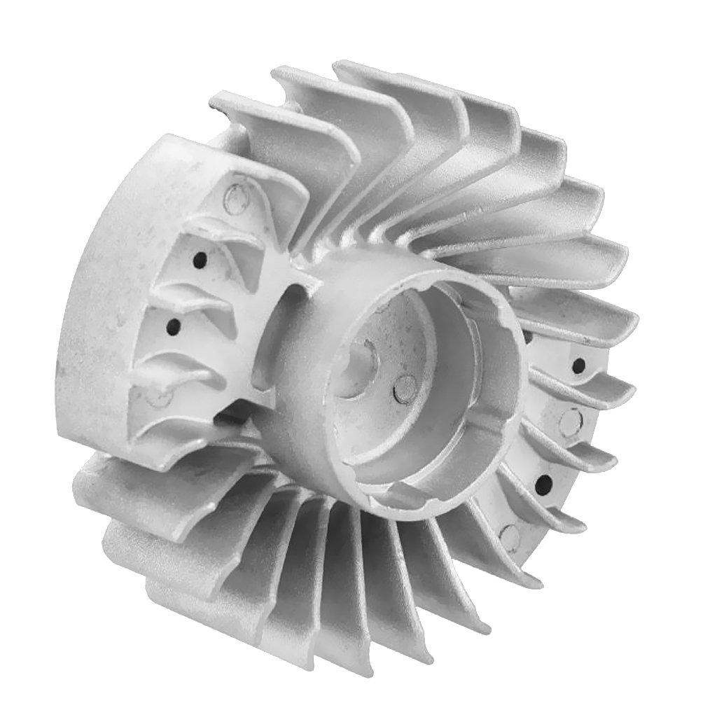 Sharplace Poulie-Volant Volant d'Inertie en Aicer Pour Stihl Chainsaw MS210 MS230 MS250