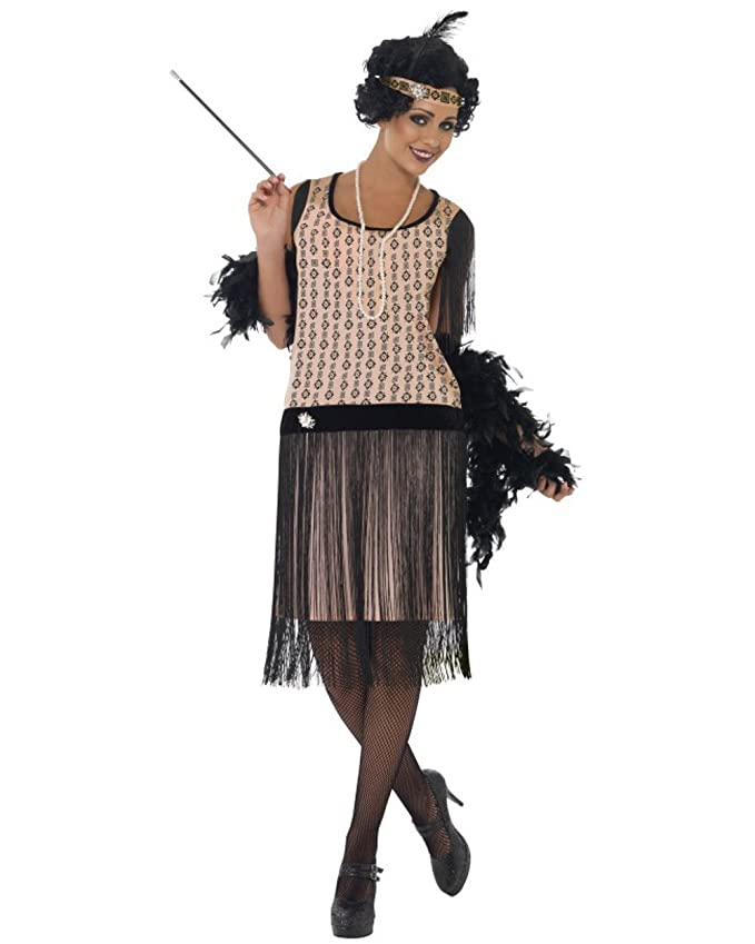 Roaring 20s Costumes- Flapper Costumes, Gangster Costumes  1920s Coco Flapper Costume  AT vintagedancer.com