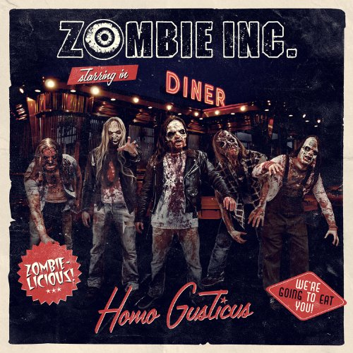 Zombie Inc.: Homo Gusticus (Audio CD)