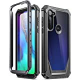 Poetic Guardian Series for Moto G Stylus 2020 Case, (Not Fit 2021 Version), Full-Body Hybrid Shockproof Bumper Cover with Bui