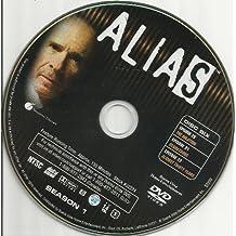 Alias Season 1 Vol 3 Disc 6 Replacement Disc!