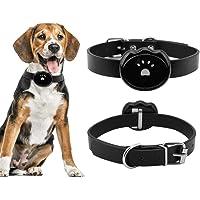 Redxiao Mini-GPS-Gerät für Hunde, wasserdichtes, globales Echtzeit-Sicherheitssuchgerät für Welpen- und Katzen-Aktivitätsmonitor, Haustierhalsband