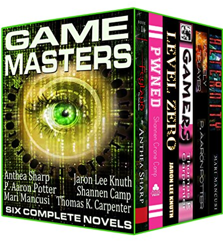 Game Masters - Achievement Unlocked: Six Novels of Epic Gaming Adventure