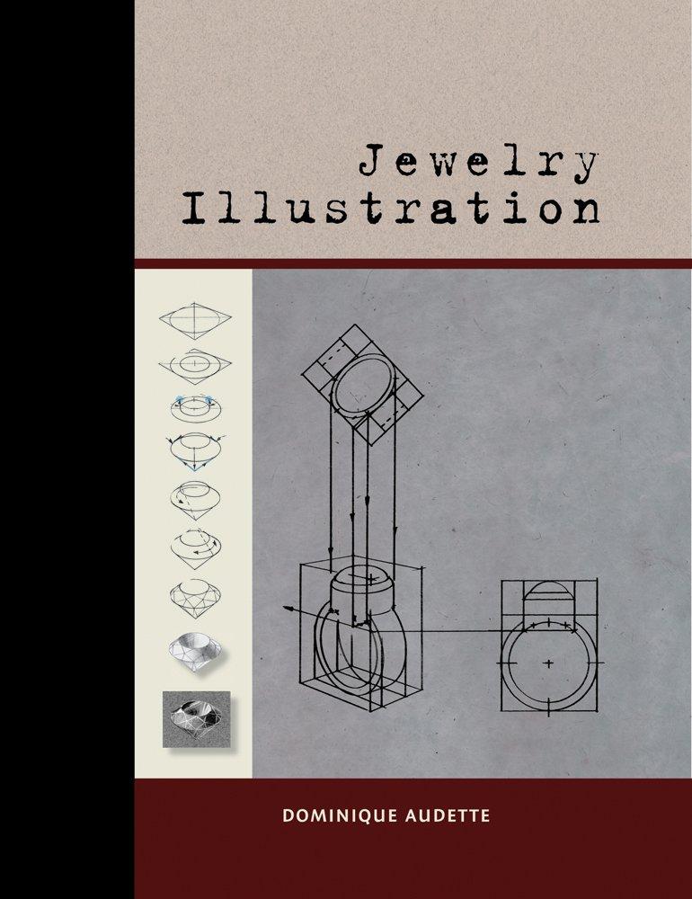 Jewelry Illustration Dominique Audette Tim Mccreight Dominque