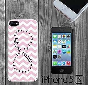 Chevron Hakuna Matata Custom made Case/Cover/Skin FOR iPhone 5/5s