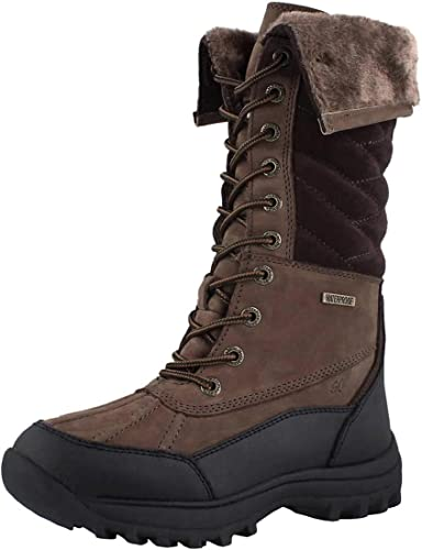 SoftMoc Womens Shakira Tall 2 Waterproof Winter Boot