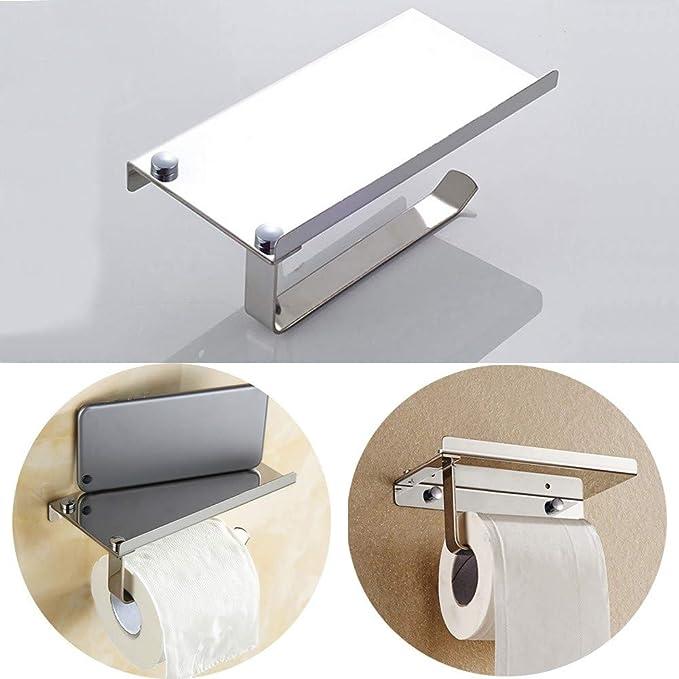 Elevin(TM) - Dispensador de Papel higiénico para Montar en la ...