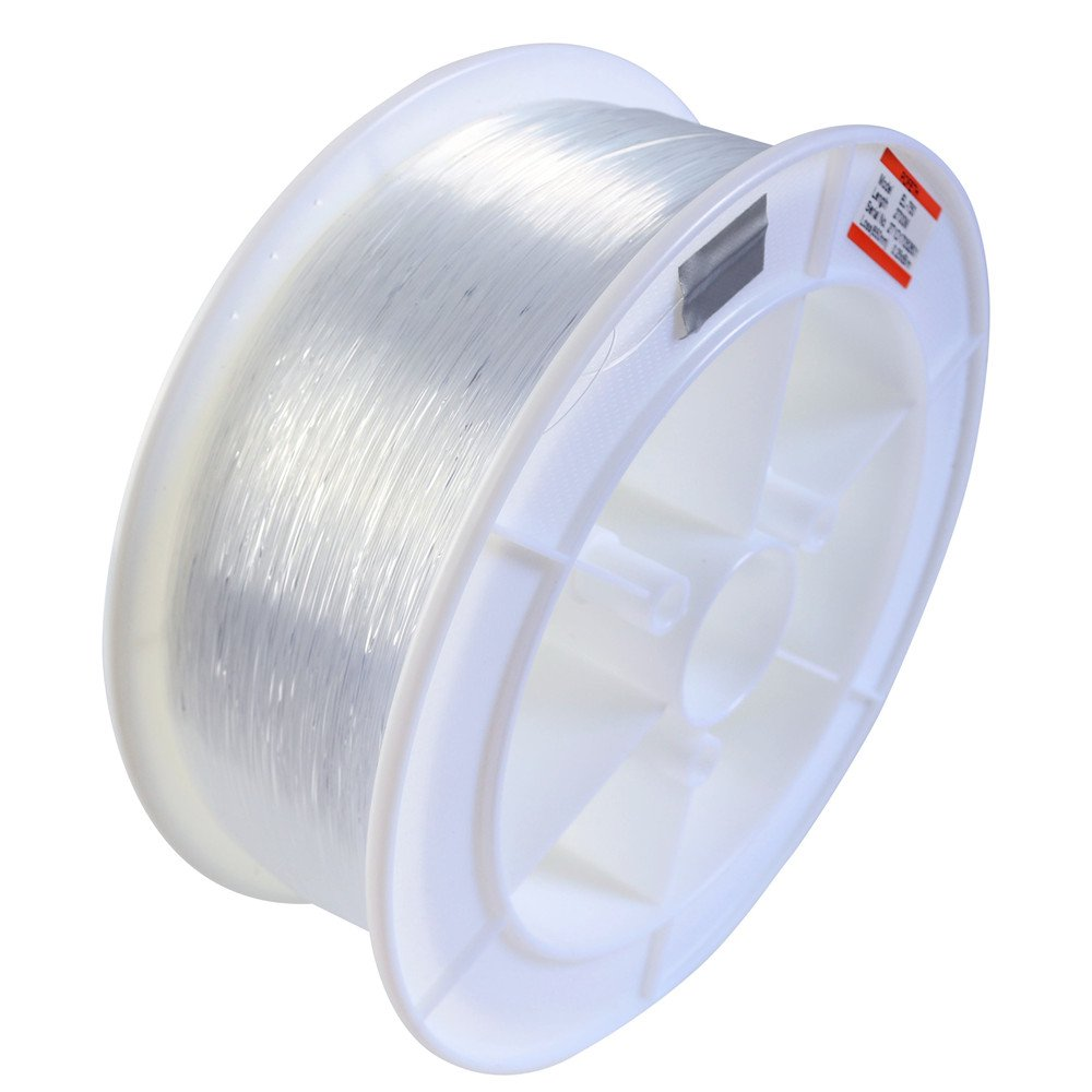 Fiber optic cable,PMMA plastic end glow cables for star sky ceiling led light kit 0.08in(2mm) 1148ft(350M)/roll