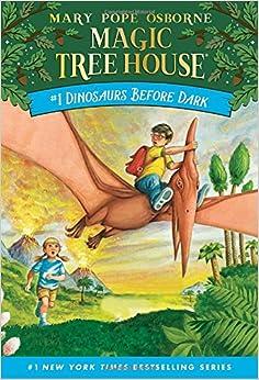 Magic Tree House: Dinosaurs Before Dark (Book - 1) price comparison at Flipkart, Amazon, Crossword, Uread, Bookadda, Landmark, Homeshop18