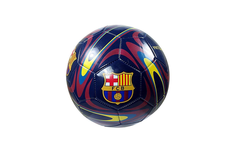8d40e4ad5 Amazon.com: FC Barcelona Official SOCCER Full Size 5 Soccer Ball: Toys &  Games