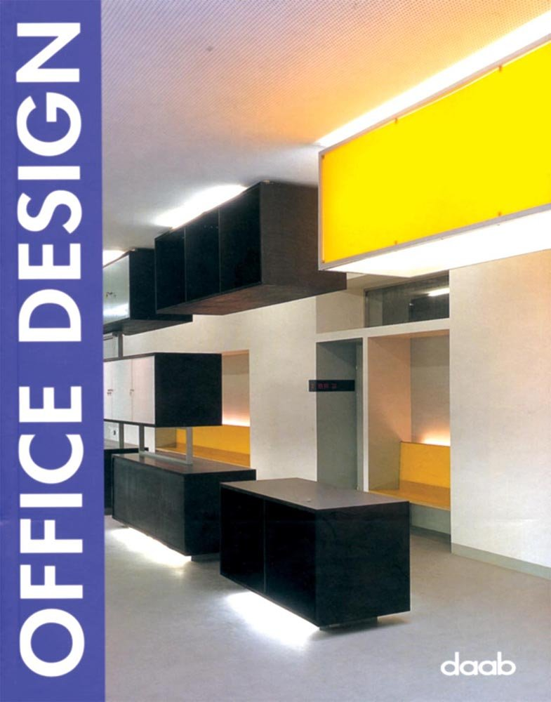 Office Design Design Books Daab 9783937718361 Amazon Books