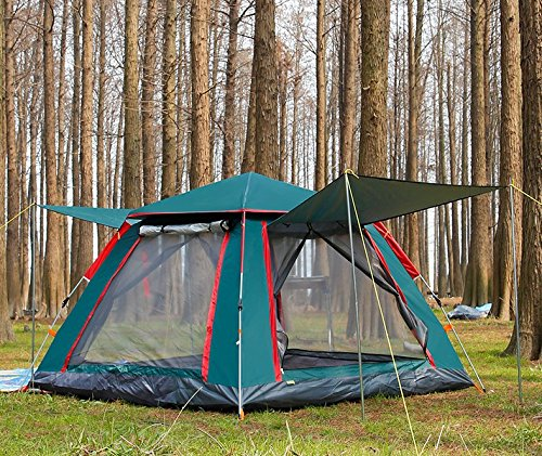 Used, Instant Camping Tent 3-4 Person, Automatic Pop up UV for sale  Delivered anywhere in Canada