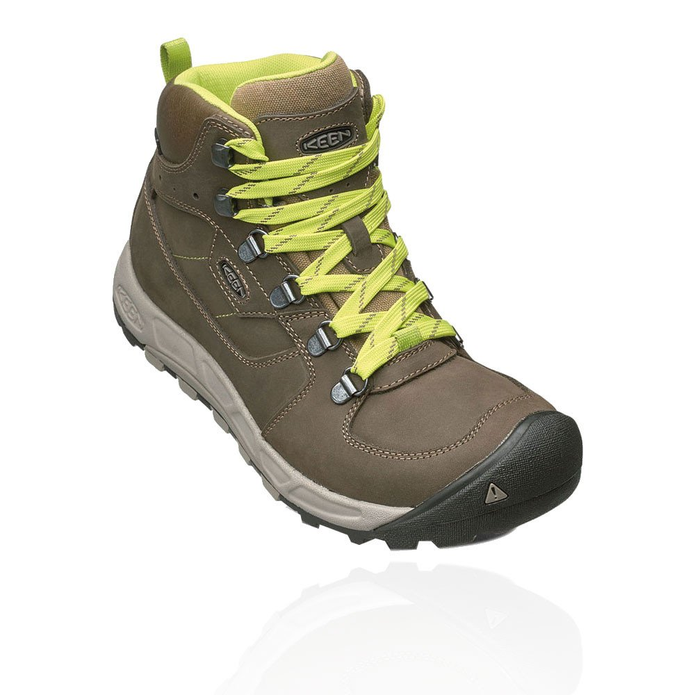 Keen Westward Mid Leather Women s s Waterproof Leather Chaussure Chaussure - SS18 brown 7525033 - reprogrammed.space