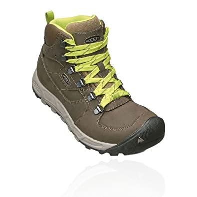 official photos b42b9 53cab KEEN Westward Mid Leather Women's Waterproof Shoes