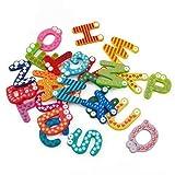 Bonamart Magnetic Letters Fridge ABC Alphabet