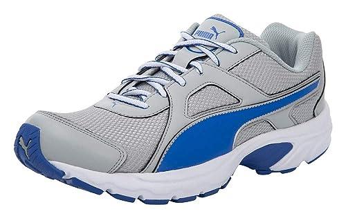 Buy Puma Men's Grey Running Shoes-11 UK