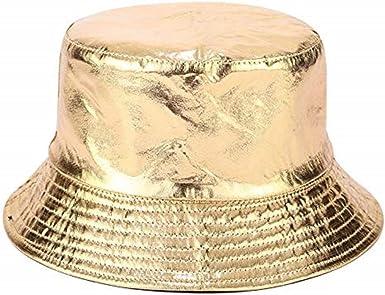 HLINSH Gorra de Beisbol Nuevo Sombrero de Pescador de Oro y ...