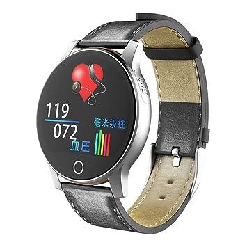Qomomont Smartwatch Reloj Deportivo Inteligente Calorías ...