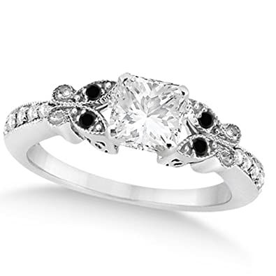 Image Unavailable. Image not available for. Color  Butterfly Princess  Shaped Diamond ... 389190333