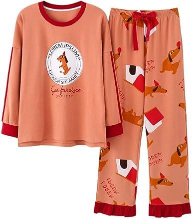 Pijamas para Mujer, Conjunto De Ropa De Dormir De Pijama De ...