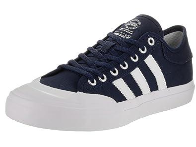 d49f0268 Image Unavailable. Image not available for. Color: adidas Matchcourt Men US  10.5 Blue Skate Shoe