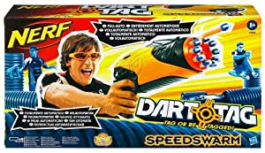 Nerf - Dart Tag Speedswarm-10 (Hasbro) 33689148