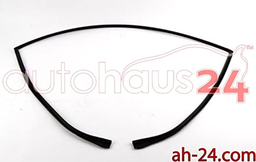 BMW 645Ci 650i M6 Front Windshield Moulding BRAND NEW 51 31 7 008 911
