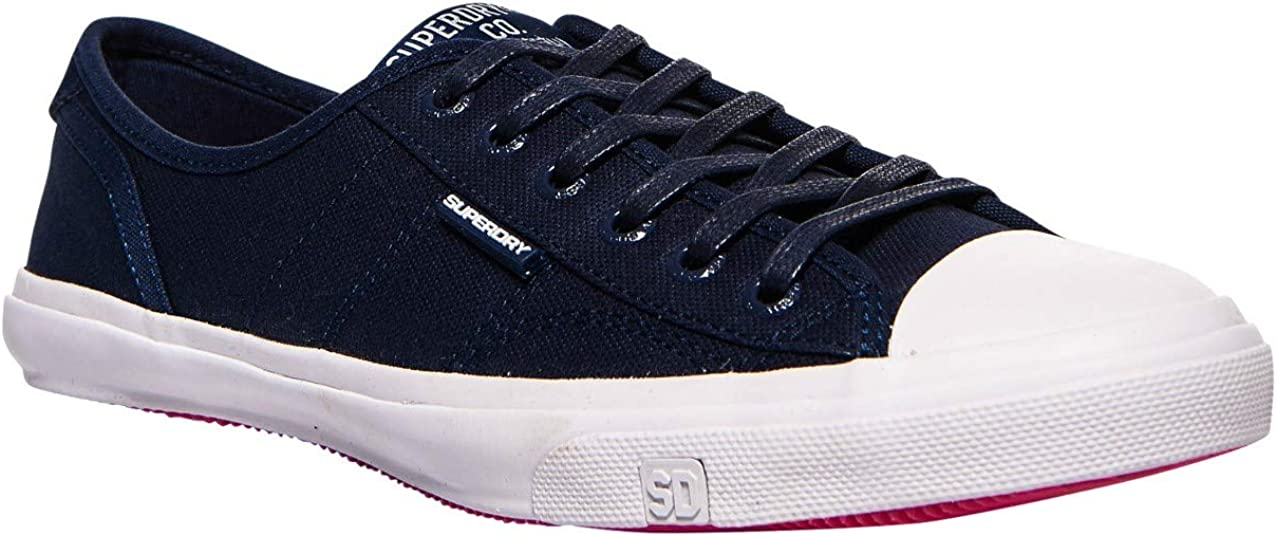 Rose Pink All Sizes Superdry Low Pro Sneaker Womens Footwear Shoe