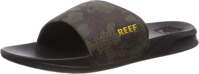 One Slide Reef Mens Sandals