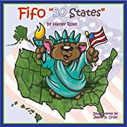 Fifo 50 States (Fifo the Bear)