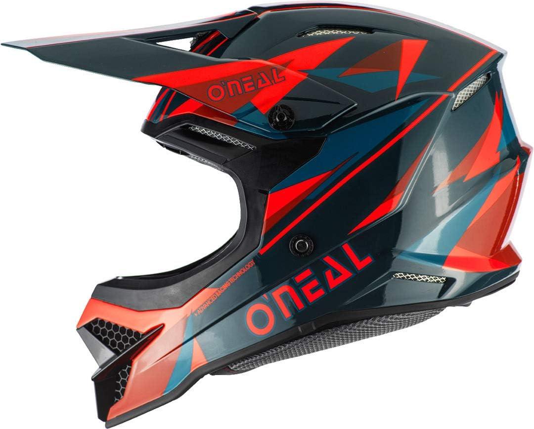 ONEAL 3 Series Triz Motocross Enduro MTB Helm schwarz//rot 2020 Oneal